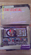 1996 Upper Deck Johnny Quest Complete Base Set with the 10 card Puzzle Set