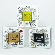 Miskin Gold Diamond Hydro Gel Eye Patch 3Type Rose Gold  Black Pearl  Green Tea