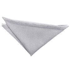 DQT Premium Knit Knitted Casual Formal Men's Pocket Square Handkerchief Hanky