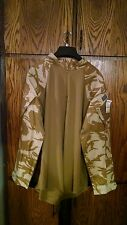 British Combat Shirt Hot Weather Under Body Armour Desert DP Camo size XL