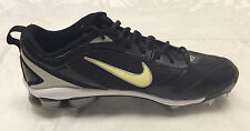Nike 375764 012 Men's Shox Fuse 2 Baseball Cleats Shoes, US 13,EUR 47.5