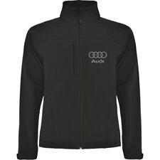 Audi S-line Softshell Jacket Chaqueta Giacca Coat Veste Mantel Blouson Jacke