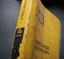 Cat Caterpillar 988 Wheel Loader Repair Service Manual Engine Owner Maintenance