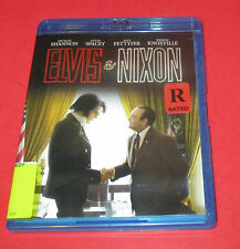 ELVIS & NIXON - BLU-RAY, 2016- Used Former Rental- Kevin Spacey, Michael Shannon