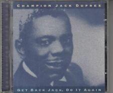 Get Back Jack, Do It Again : Champion Jack Dupree