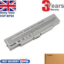 5200mAh Laptop Battery for Sony VGP-BPS10 VGP-BPS9/B VGP-BPS9A/B VGP-BPS9B CL