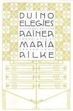 Duino Elegies : A Bilingual Edition-ExLibrary