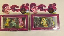 My Little Pony Ponyville Newsmaker & Soaring Pegasus Set Lot