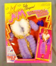 Jem Glitter N Gold Fashions Purple Haze Sealed W/Tape Offer Sticker 1986 Hasbro