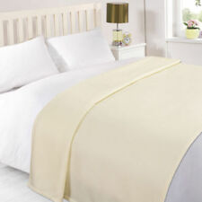 Couvertures avec un motif Floral pour le lit Chambre à coucher