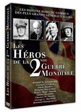 Les héros de la seconde guerre mondiale - DVD NEUF