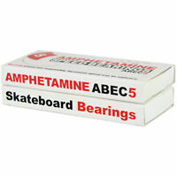 ABEC 5 Skate Bearings Standard Size SET OF 16 for inline, roller hockey