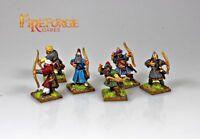 Arab Blindée Archers Fireforge Games Moyen Âge Moyen Ages Archer