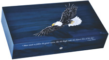 Elie Bleu Eagle Humidor 250 ct
