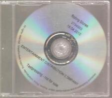 "ROLLING STONES ""Exile On Main Street"" Testpressing Promo DVD"