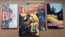 AMAZING ADVENTURES OF THE ESCAPIST LOT (Dark Horse) Michael Chabon; New