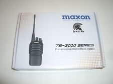 Maxon Spartan Ts-3116 5W 16Ch Vhf 2-Way Commercial Business Band Handheld Radio
