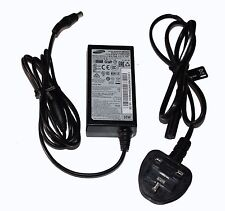 100%GENUINE Samsung  14V,  2.5A,  A3514-FPN  AC/DC Adapter  WITH Power Lead/Cord