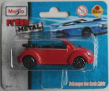 Siku AUTO VW BEETLE CABRIO BLU CHIARO 1505