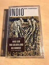 Big Harvest by Indio BRAND NEW FACTORY SEALED CASSETTE TAPE
