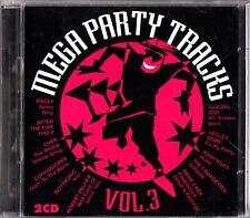 Best Of MEGA PARTY TRACKS- Vol. 3 ( 2 CD) Desmond Dekker/Nena/John Miles