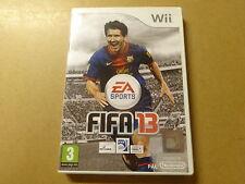 WII GAME / FIFA 13 (NINTENDO)