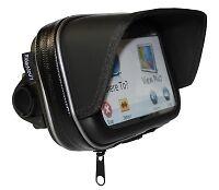 """5"""" impermeable GPS SAT NAV caso Nuvi Motocicleta Moto Montaje Sombrilla 5 in (approx. 12.70 cm)"""