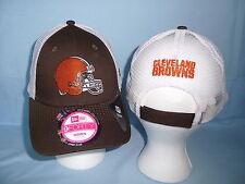 super popular 7631e 42245 CLEVELAND BROWNS 2015 Draft CAP HAT New Era Womens OSFA size NWT  25 retail