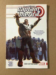 Captain America: Sam Wilson, Volume 5: End of the Line TPB Graphic Novel 2017