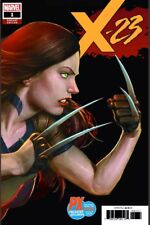 SDCC 2018 X-23 #1 PX EXCLUSIVE VARIANT COVER NYX 3 WOLVERINE VF/NM B133153