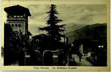Cartolina Formato Piccolo - Forno Canavese - Via Bartolomeo Truchettti Viaggiata