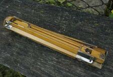 Vintage Wood Tripod Wooden Tripod Zeiss Ikon + Bag Case