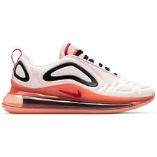 Nike Air Max 720 Textile Synthetic Lace-Up Low-Top Sneakers Womens Trainers