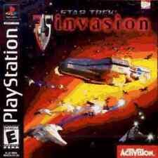 Star Trek: Invasion [PlayStation] Black Label