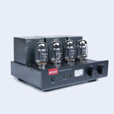 RFTLYS A2 KT88 Tube integrated amplifier with headphone amp Bluetooth black