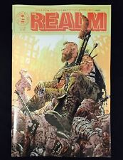 Realm #1 Cvr B Moore Variant Image Comics NM. Sold Out.