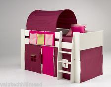 Homestead LIVING TOT per Teen soppalco letto Tenda in Rosa