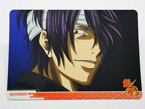 Gintama Bandai anime manga carddass carte card made in japon #399