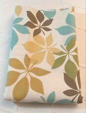 1 1/2 YD Modern Leaf Print Home Dec Fabric by Mill Creek
