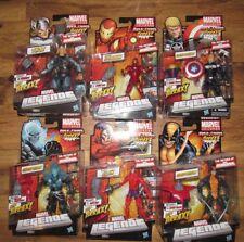 "Marvel Legends 6"" figure lot Terrax series Ghost Rider Steve Rogers with BAF NEW"