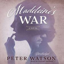 Madeleine S War by Peter Watson (2015, CD / CD)