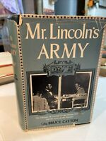 1951 Mr Lincoln's Army: The Odyssey Of Gen. G. Briton McClellan & Army Of Potoma