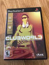 eJay Clubworld (Sony PlayStation 2, 2003) PS2 BT1
