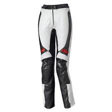 Pantalons blancs pour motocyclette femme