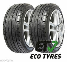 2X Tyres 245 45 R17 99W XL HIFLY HF805 M+S E E 72dB
