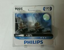 Philips 9005 Vision Upgrade Headlight Bulb (Pack of 2)
