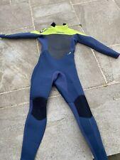 Mystic Star 5/4 Back Zip Wetsuit