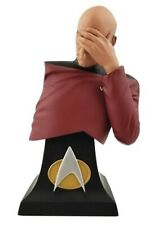 SDCC 2020 Icon Star trek the Next Generation Picard Facepalm Scale Bust MIB/New