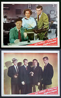 ANGELS IN DISGUISE LEO GORCEY HUNTZ HALL BOWERY BOYS 1949 TWO LOBBY CARDS