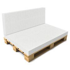 neu.haus® Schaumstoff 40x120x8cm Rückenpolster Palettenkissen Auflage Polster